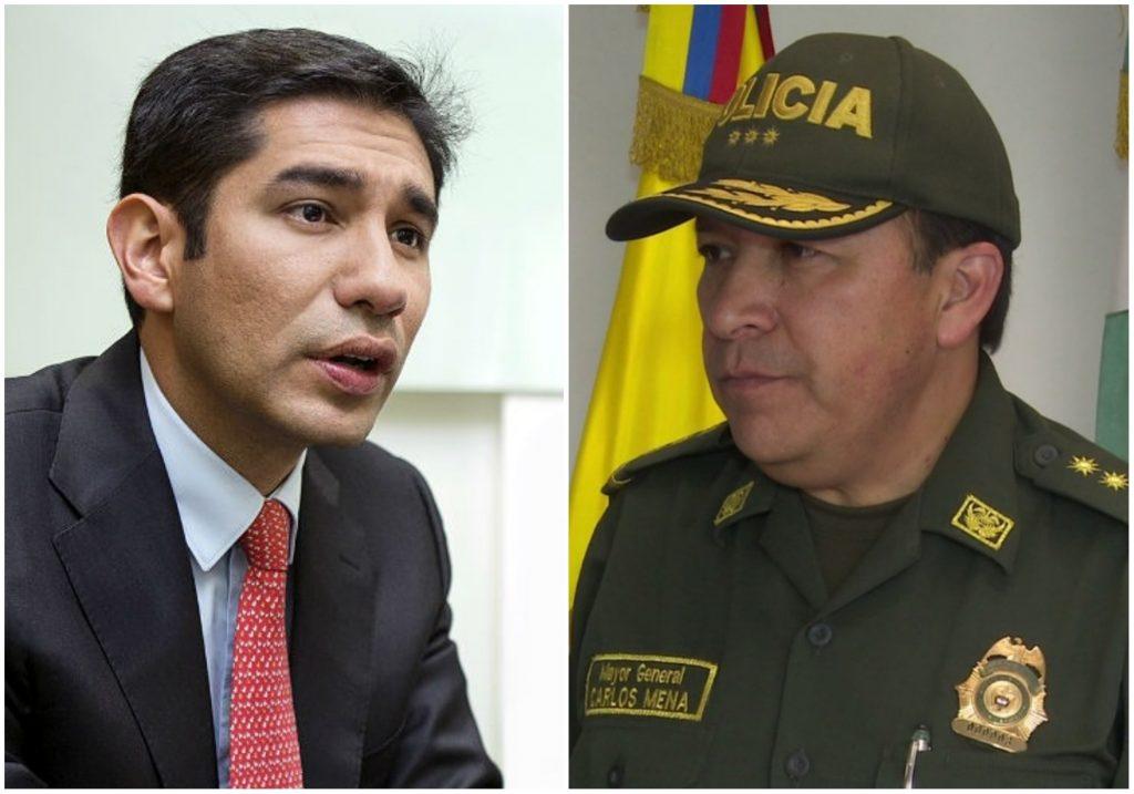 El documento en el maletín de Gustavo Moreno que salpica al Gral. Carlos Mena