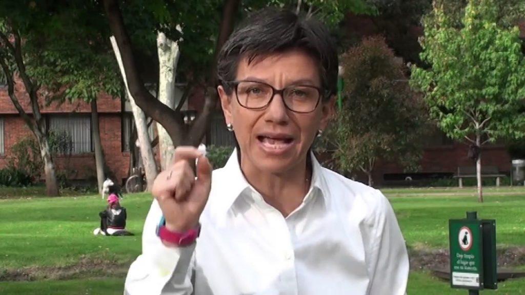 Denuncia: estafa con la campaña Vence al corrupto que lidera Claudia López