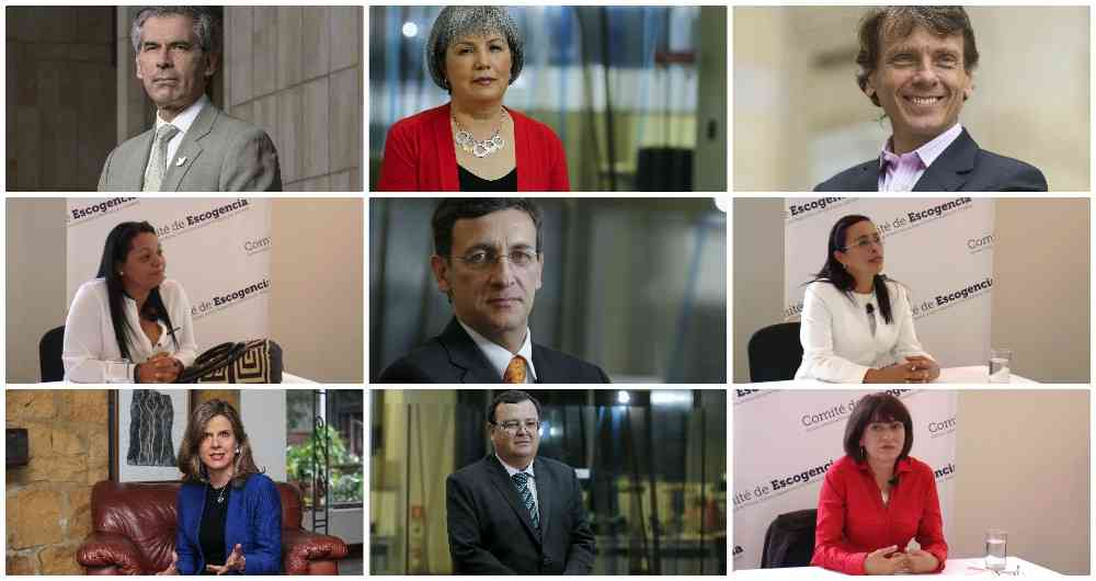 Radiografía: los magistrados de la JEP, enemigos de Uribe y contratistas del gobierno Santos