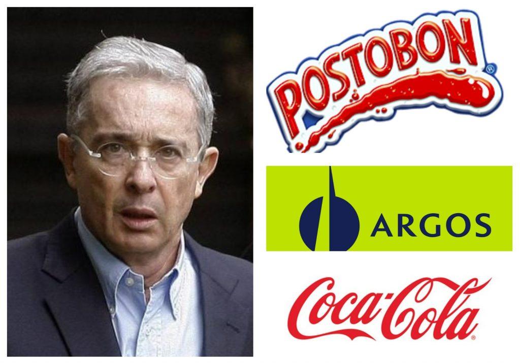 Álvaro Uribe y 50 empresarios serían los primeros en ser juzgados por la JEP