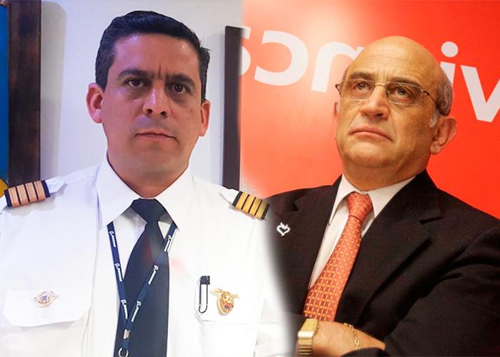 ¿Se le dañó el negocio a Germán Efromovich con la aerolínea United Airlines?