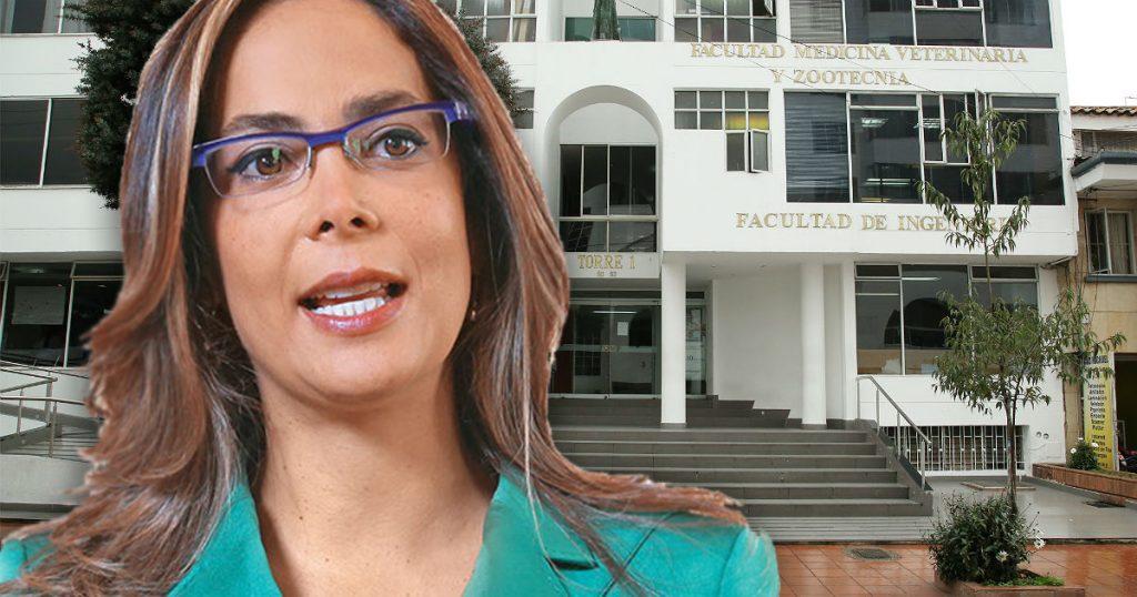 La turbia herencia de Gina Parody en la Universidad San Martín: un fortín Burocrático