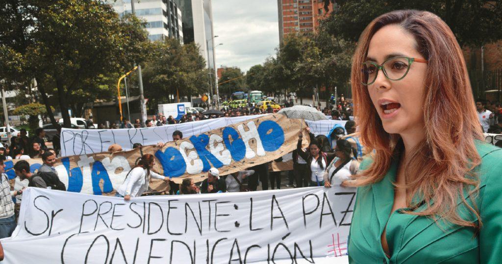 Algo huele mal en la San Martín: el detenido Revisor Fiscal del Efecty es el mismo de la intervenida universidad