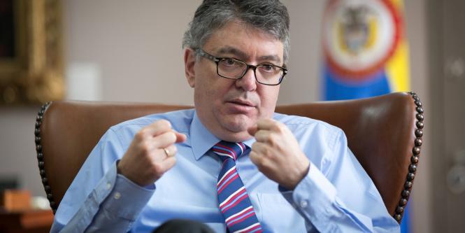 El almuerzo de Mauricio Cárdenas con 19 conservadores que le dañó la vicepresidencia azul a Germán Vargas