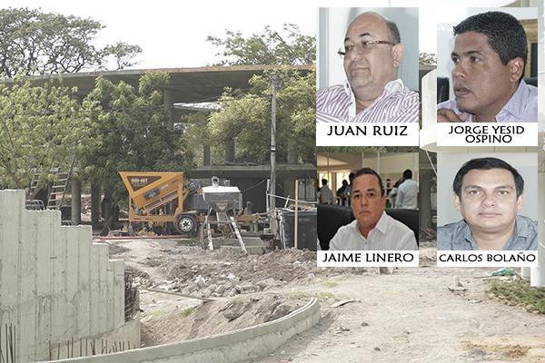 Concejales de Santa Marta le hacen el juego a la corrupción