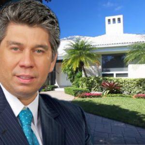 La mansión de USD1.7 millones de Daniel Coronell en Miami