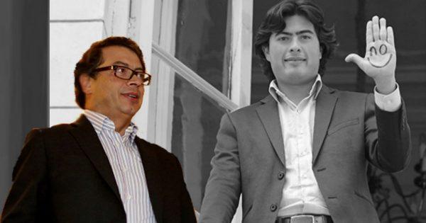 """""""Cuando mi papá gane la presidencia le pago los $120 millones"""" Nicolas Petro cuadra sus cuentas para luego de elecciones"""