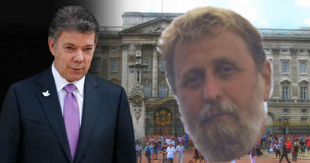 El misterioso hombre de la barba blanca, socio de Santos para usurpar el Galeón San José, trabajó para Fidel Castro