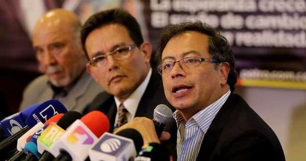 Sin Visa y metido con Narcos, el apoyo de un General con el que Petro saca pecho