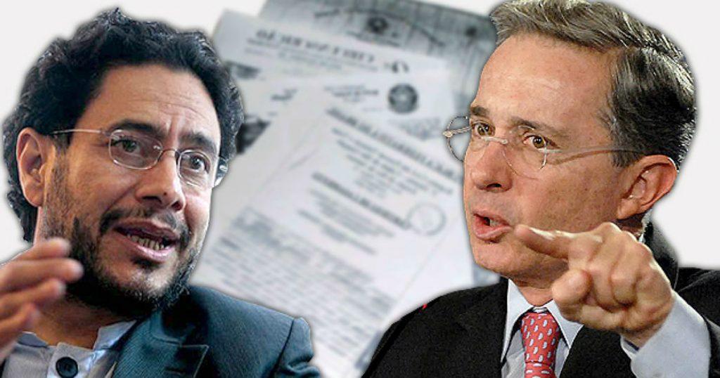 EXCLUSIVO: La prueba reina en favor de Uribe que se ocultó en la Corte Suprema