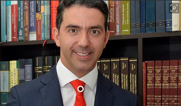 José Andrés O'Meara, candidato a Contralor, ¿Última cuota de la Yidispolítica?