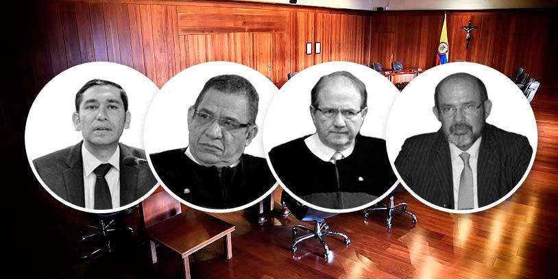 Son 260 colombianos juzgados sin segunda instancia por la Corte Suprema -  El Expediente